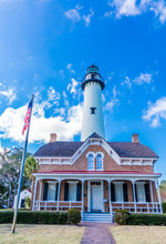 St Simons Museum And LIghthouse