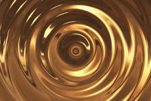 Abstract Circle Ripple Colorfu...