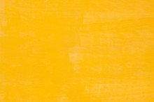 Yellow Wall Abstract Background.