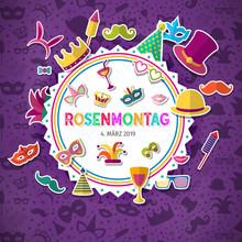Rosenmontag 2019