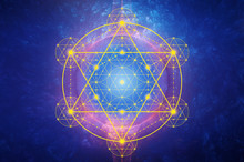 Metatron´s Cube - Cosmic Energy Field - Flower Of Life