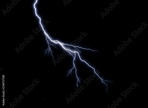 Photo Lightning overlay