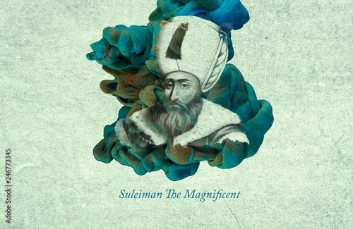Cuadros en Lienzo Emperor Suleiman The Magnificent