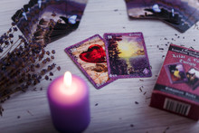 Divination Cards Alignment For...
