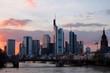 Skyline von Frankfurt am Main