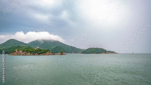 鞆の浦の風景