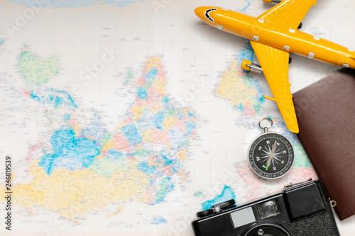 Fotografía  Concept travel tourism.