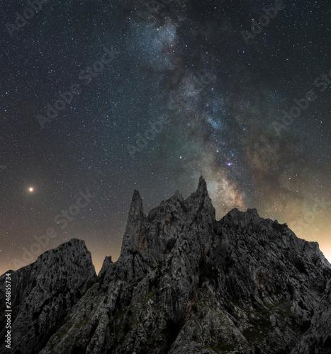 Fényképezés  The peaks