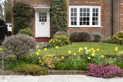 Valokuva Front garden in London