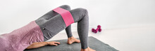 Fitness Resistance Band Glute ...