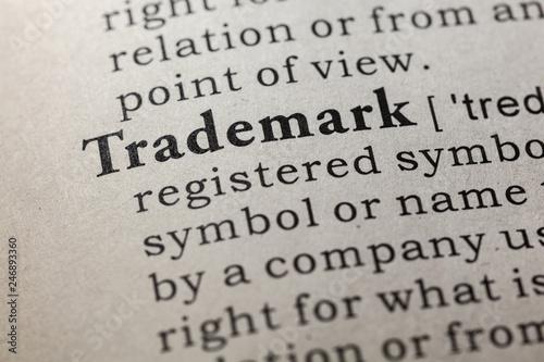 Cuadros en Lienzo definition of trademark