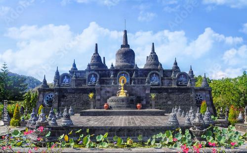 Fototapeta Brahma Vihara Arama, Buddhist Temple