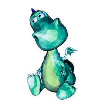 Little Fantasy Dragon, Waterco...