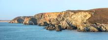 Rugged North Cornwall Coastline, Near Trevaunance Cove, St Agnes