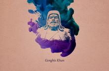 Emperor Genghis Khan