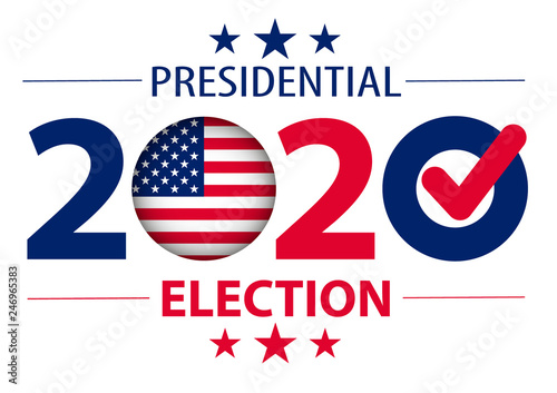 2020 United States of America Presidential Election banner ...