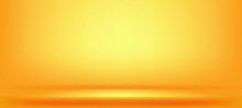 Yellow And Orange Studio Background