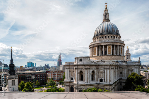 Photo St Paul's Cathedral in London