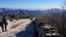 Chinese Wall China Beijing Peking Chinesische Mauer Great Wall