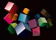 立方体 イメージ デザイン