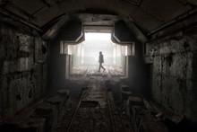 Underground Bunker, Old Underg...