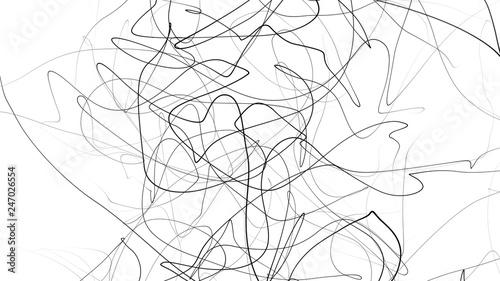 Hand drawing scrawl sketch....