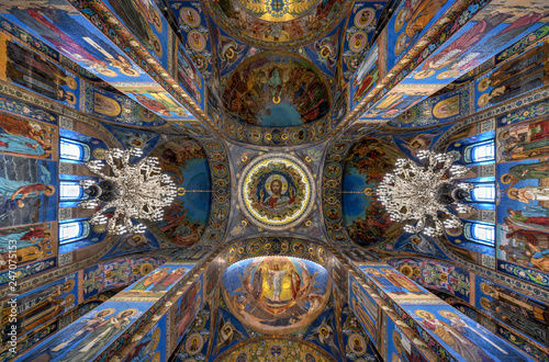Photo  Church of the Savior on Spilled Blood - St. Petersburg, Russia