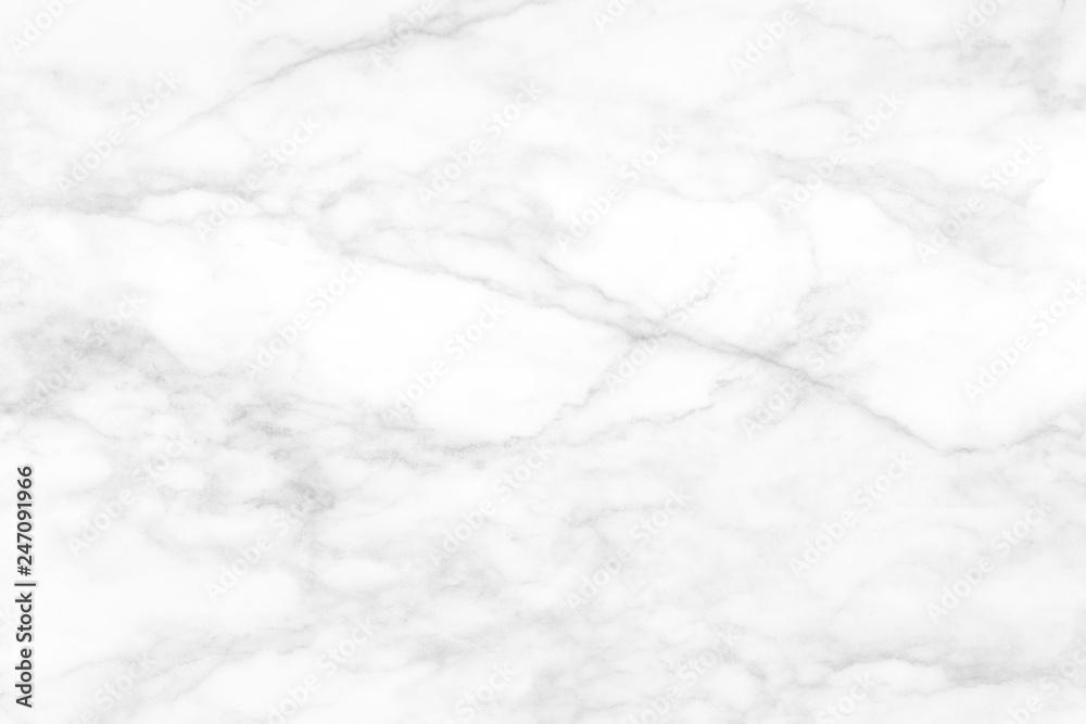 Fototapeta white marble texture background (High resolution).