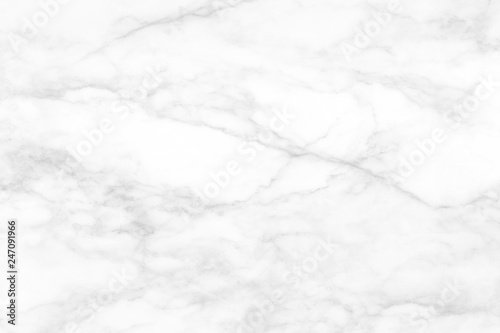 Fototapeta white marble texture background (High resolution). obraz