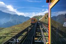 Tourist Mountain Tram, The Tra...