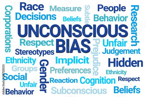 Photo Unconscious Bias Word Cloud