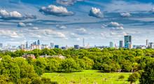 London's Skyline From Primrose...