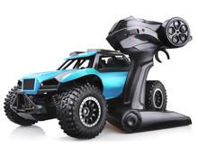 RC Model Rally Car Toy, Offroad Buggy With Remote Control.