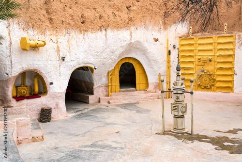 Photo  Star Wars Set in Matmata