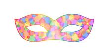Carnaval Masque De Cercles