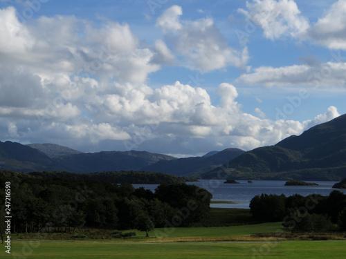 Fotografie, Obraz  paysage d'Irlande