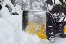 A Snow Thrower Is The Best Assistant For Snow Removal In The Winter