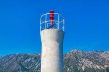 Sea Lighthouse Powered By Sola...