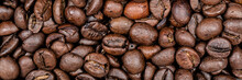 Coffee Beans Background Textur...