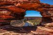 canvas print picture - Outback Australia