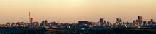 Johannesburg Panoramic Skyline