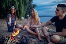Sweet Fireside Treats