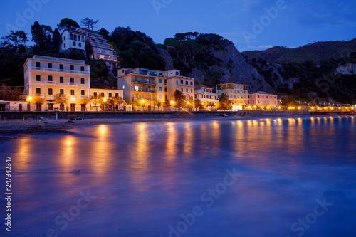 Fotografie, Obraz  Portovenere near Cinque Terre, Liguria, Italy.