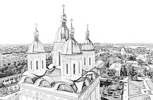 Assumption Cathedral And The B...