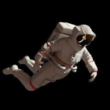 Illustration Of An Astronaut I...