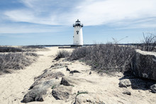 Edgartown Lighthouse, On Marth...