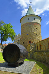 Original bastion, now a museum. Biecz is a town in southeastern Poland, in Lesser Poland. By the mid-16th century, the city was one of the largest in Poland.