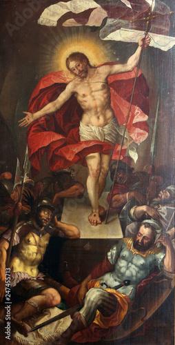 Fotografia The Resurrection of Christ, Basilica of St