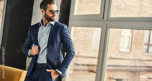 Fotografia  Confident and stylish