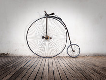 Penny-farthing, High  Wheel Re...